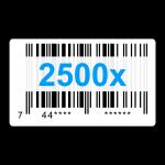 2500x