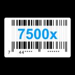 7500x